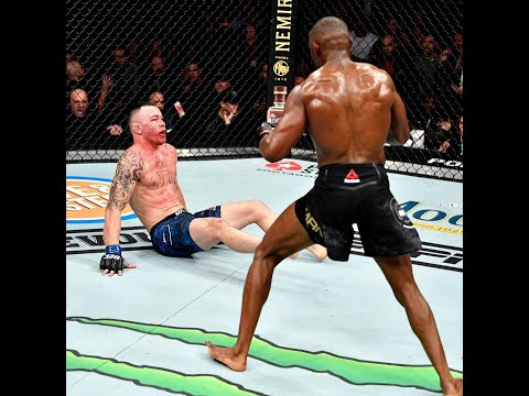 how are ufc fights scored