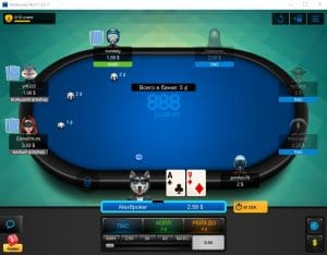 poker all in rules
